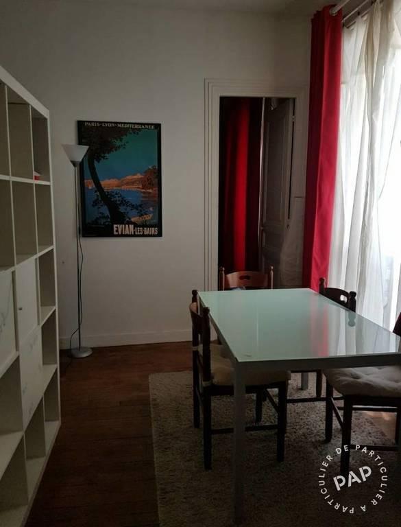 Location Appartement Paris 7E 40m² 1.530€