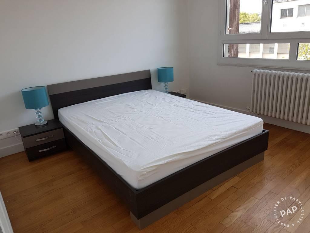Location meubl e appartement 3 pi ces 61 m boulogne - Appartement meuble boulogne billancourt ...