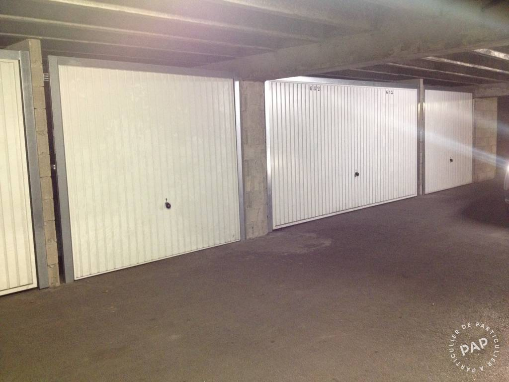 Location garage parking fontenay sous bois 94120 98 e for Location box garage particulier