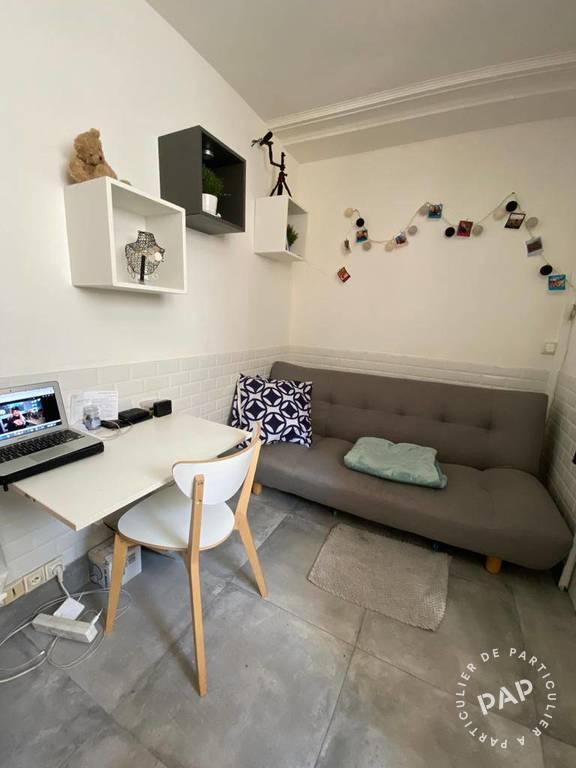 location meubl e studio 12 m paris 10e 12 m 830 e de particulier particulier pap. Black Bedroom Furniture Sets. Home Design Ideas