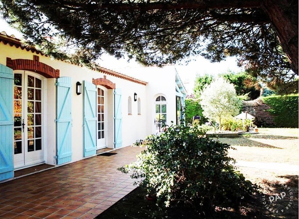 Vente Maison Saint-Hilaire-De-Riez (85270) 143m² 385.000€