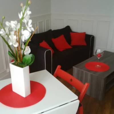 Location meublée appartement 2pièces 33m² Paris 15E - 1.240€