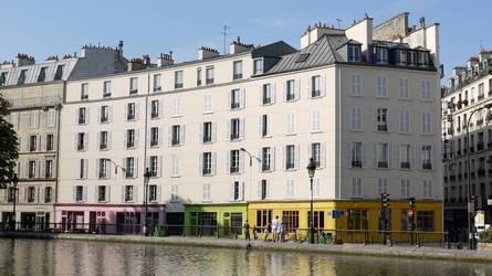 Location meublée appartement 2pièces 35m² Paris 10E - 1.250€