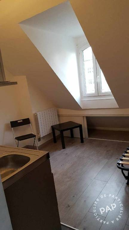 Location appartement studio Paris 8e