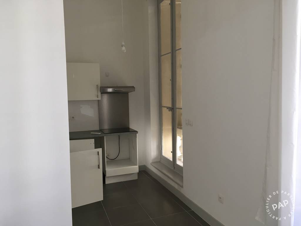Location immobilier 885 € Marseille 6E