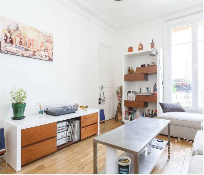 Location Appartement Paris 18E 40m² 1.390€