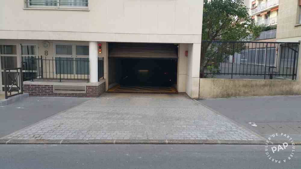 Location garage parking vincennes 94300 105 e de for Garage louis vincennes
