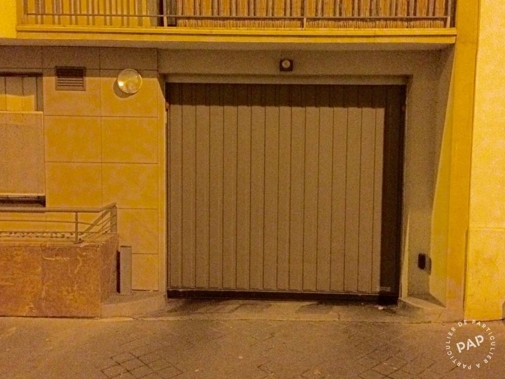 Location garage parking paris 11e 125 e de for Garage paris 11e