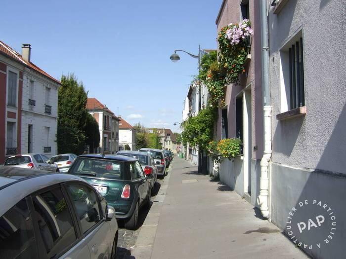 Vente appartement 6 pièces Paris 19e