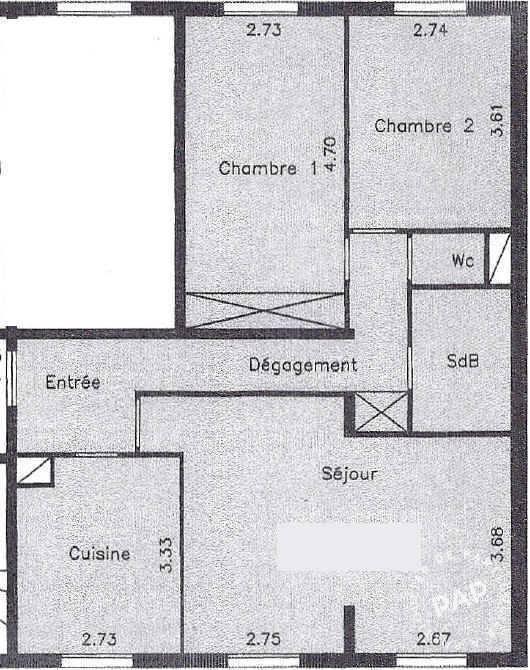 location appartement 3 pi ces 72 m rouen 76 72 m 629 de particulier particulier pap. Black Bedroom Furniture Sets. Home Design Ideas