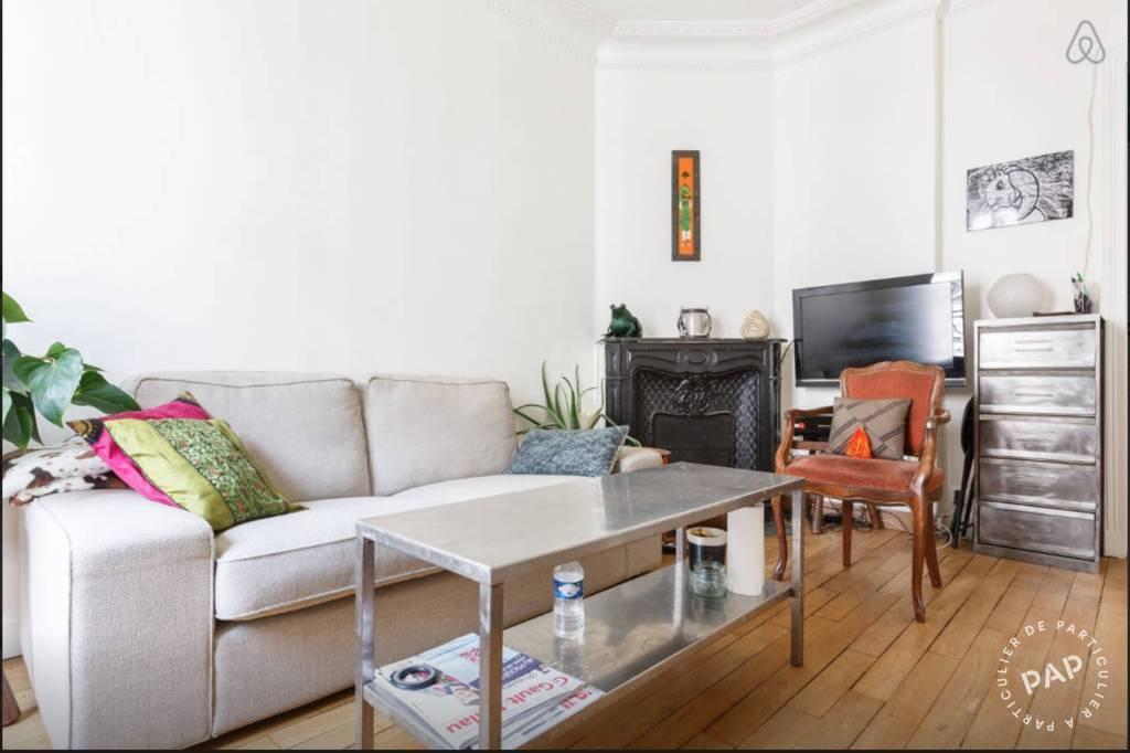 Location Appartement Paris 18E