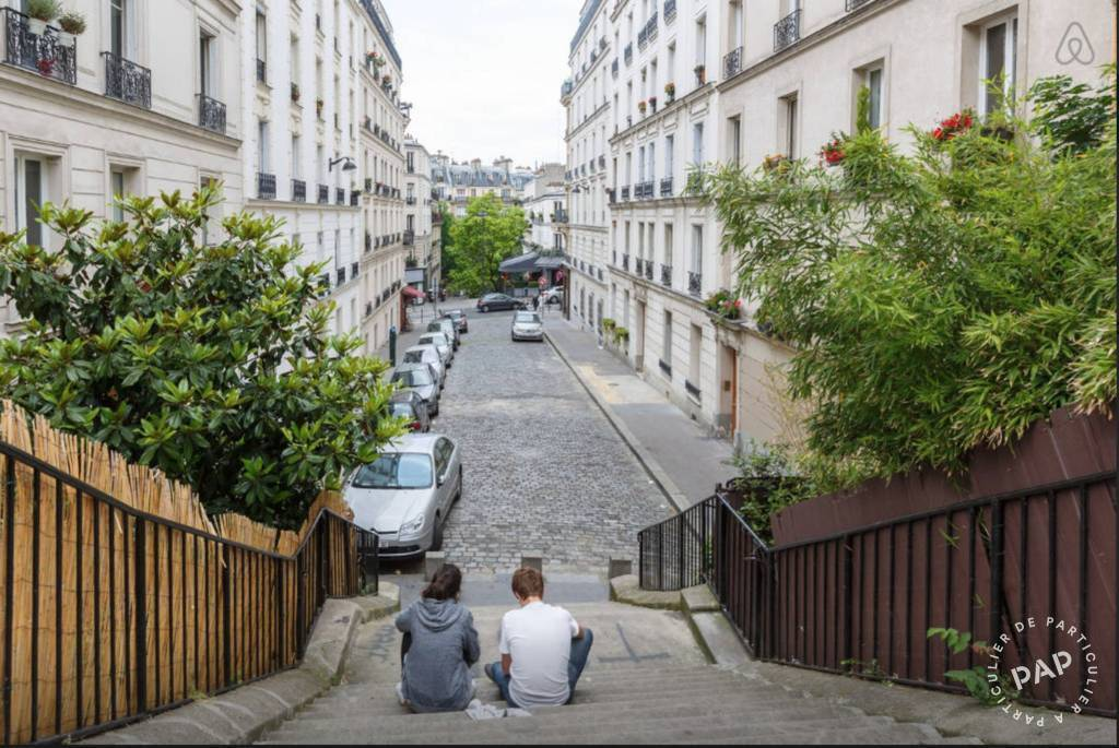 Appartement 1.390€ 40m² Paris 18E