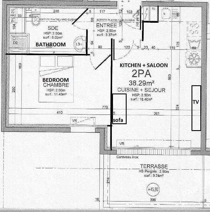 location meubl e appartement 2 pi ces 39 m nice 06 39 m 765 e de particulier. Black Bedroom Furniture Sets. Home Design Ideas