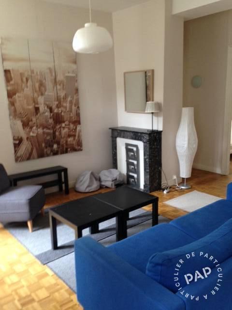 location meubl e appartement 5 pi ces 80 m nantes 44 80 m e de particulier. Black Bedroom Furniture Sets. Home Design Ideas