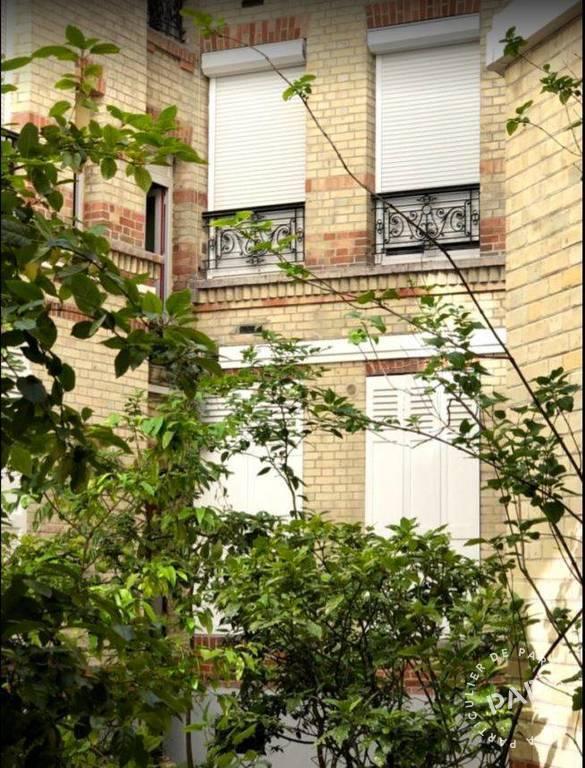 Location Appartement Paris 18E 22m² 750€