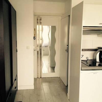 Location meublée studio 19m² Nanterre (92000) - 580€