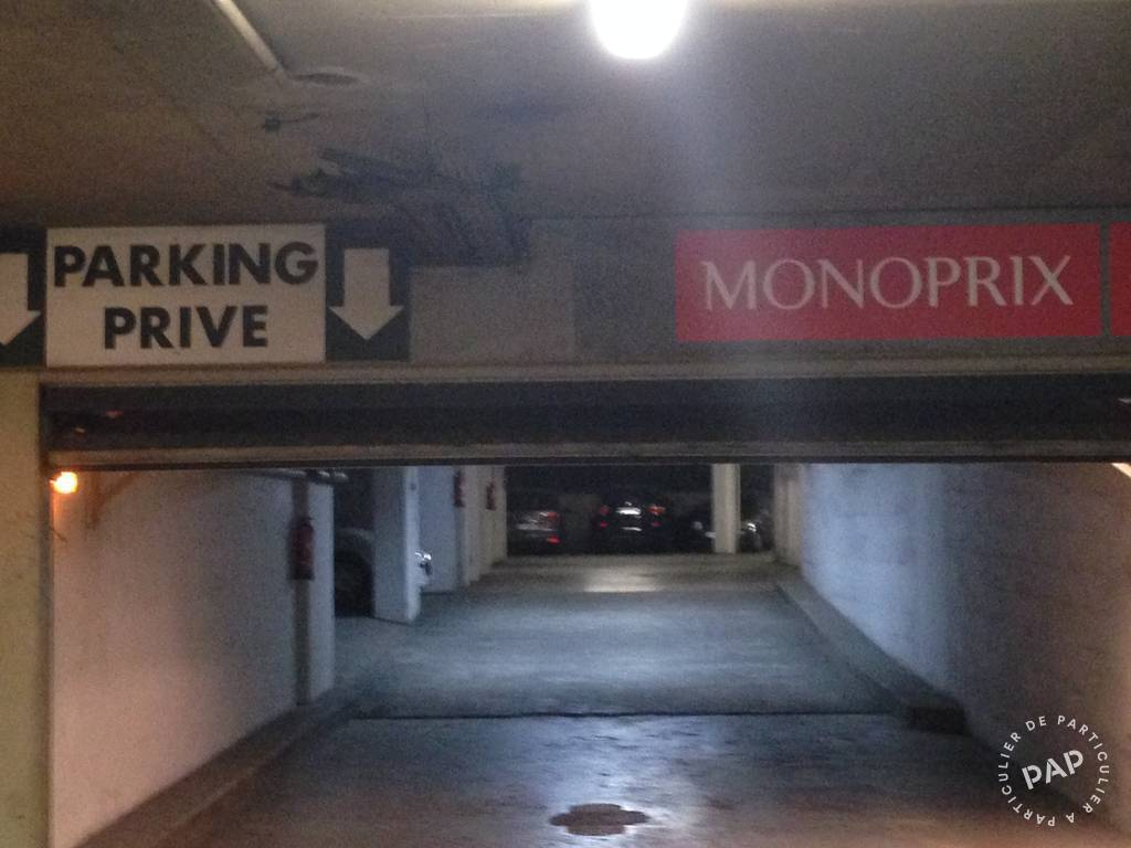 location garage parking paris 12e 100 e de