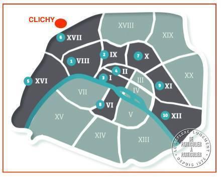 Vente et location Bureaux, local professionnel Clichy (92110)