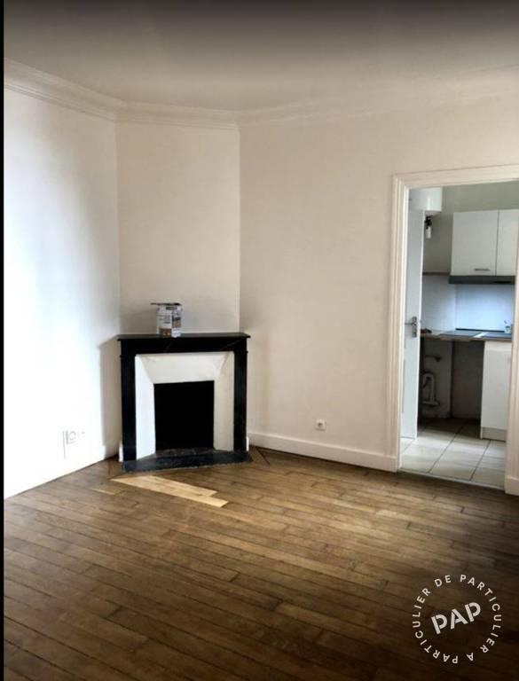 Appartement Paris 18E 750€
