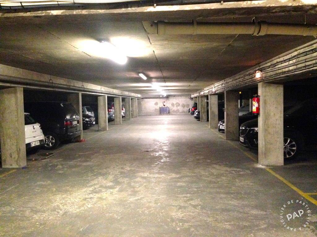 Location garage parking paris 12e 100 e de for Garage poniatowski paris 12 paris