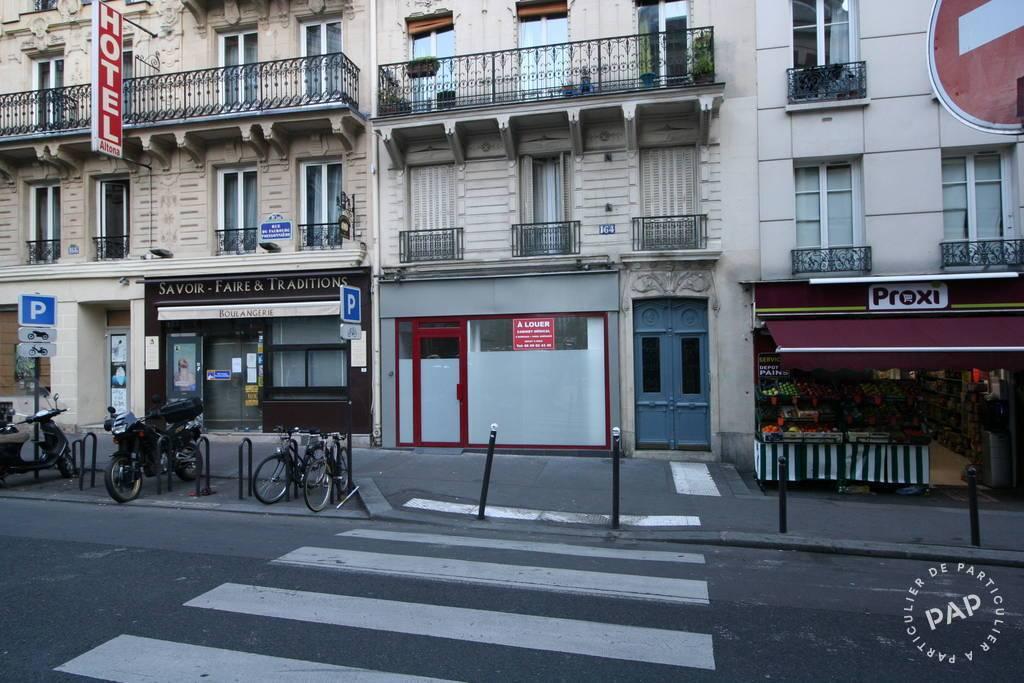 Location Local commercial Paris 10E 80m² 2.500€