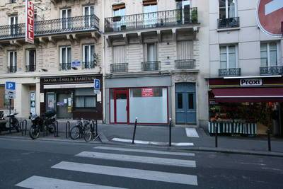Local commercial Paris 10E - 80m² - 2.500€