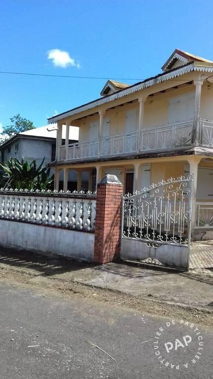 Vente maison 9 pièces Sainte-Rose (97115)