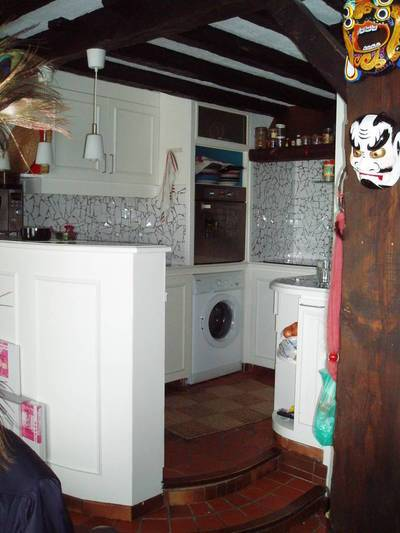 Location meublée appartement 2pièces 55m² Les Mureaux (78130) - 730€