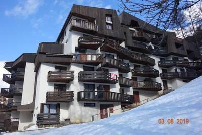 Vente appartement 2pièces 35m² Les Orres (05200) - 73.000€