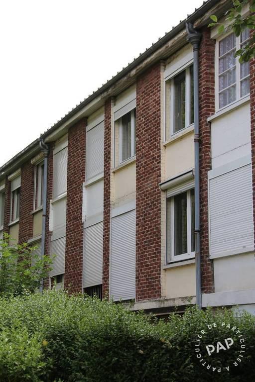 Location maison nord pas de calais picardie maison for Location garage mons en baroeul