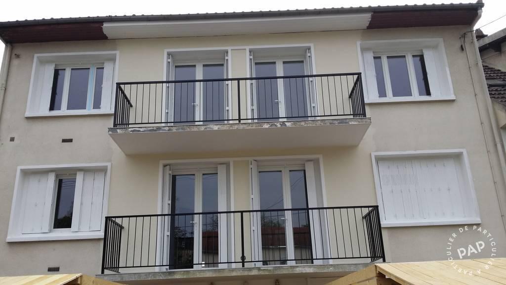 Location Appartement Sevran (93270) 32m² 870€