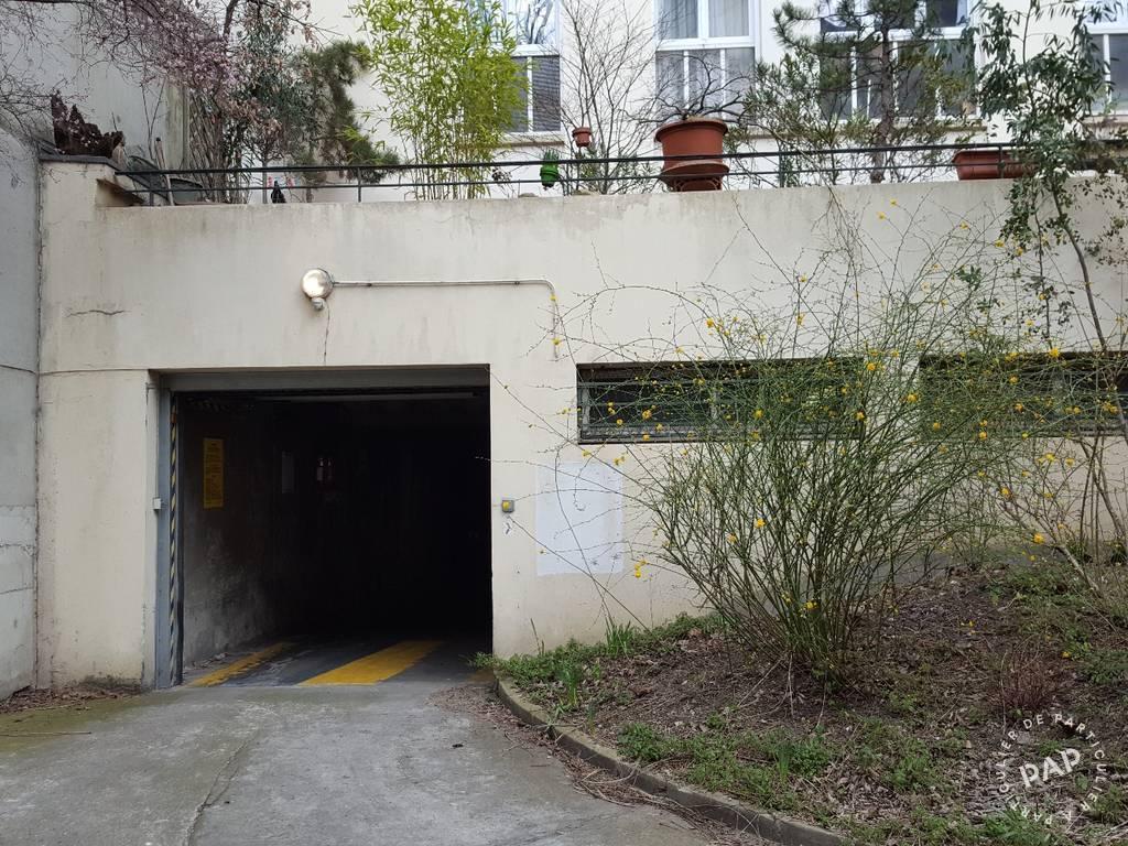 Location garage parking paris 20e 90 de particulier for Location garage 14