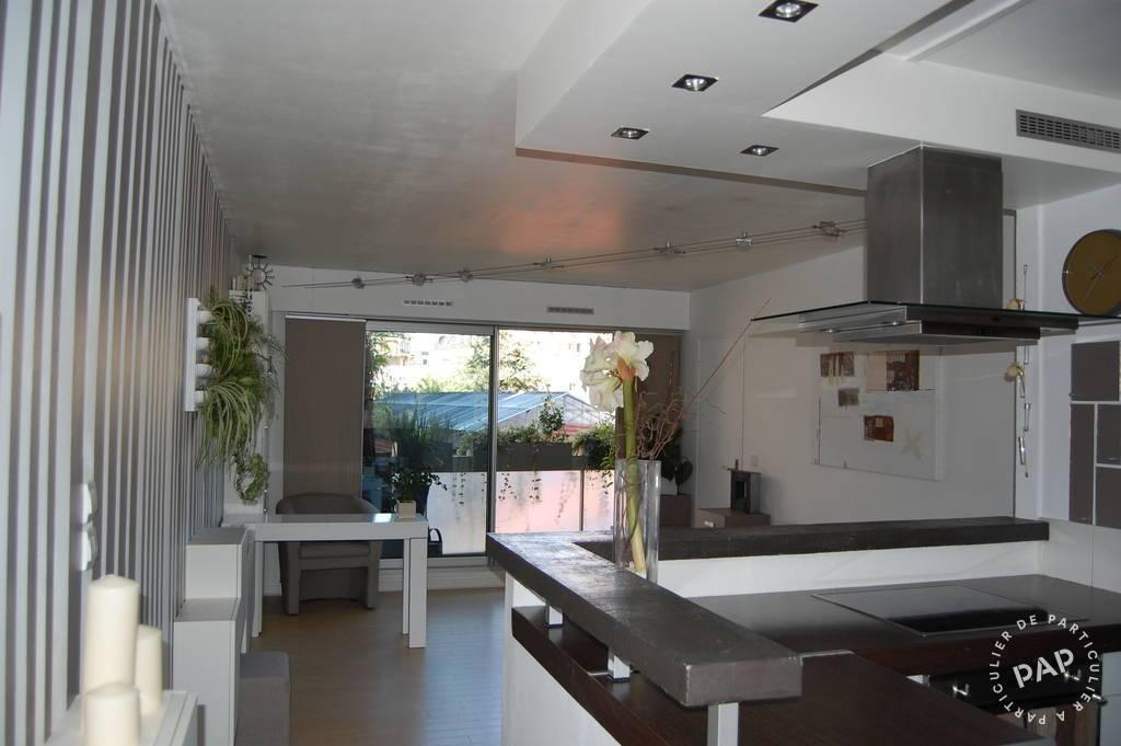 Location meubl e appartement 2 pi ces 40 m paris 15e 40 for Chambre 8m2 paris