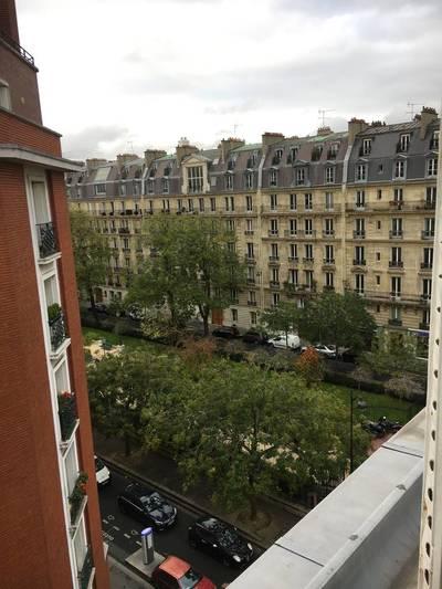 Location meublée chambre 9m² Paris 17E - 755€