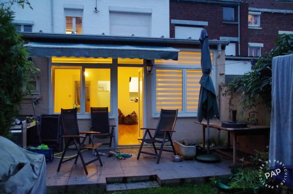 location maison 100 m la madeleine 59110 100 m e de particulier particulier pap. Black Bedroom Furniture Sets. Home Design Ideas