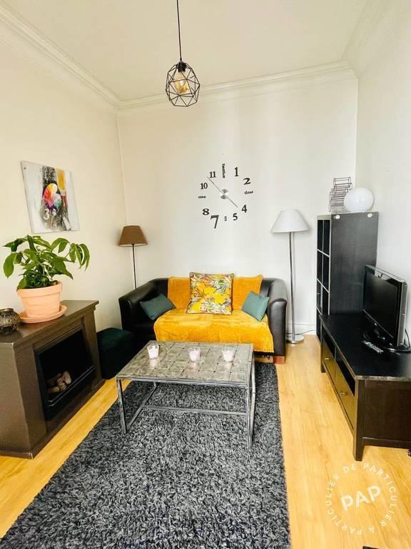 Location Appartement Paris 3E 39m² 1.550€