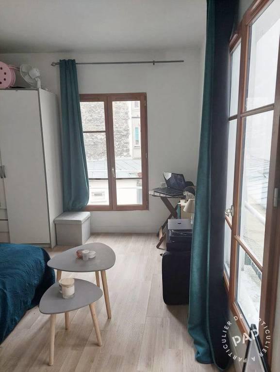 location meubl e studio 18 m paris 18e 18 m 650. Black Bedroom Furniture Sets. Home Design Ideas