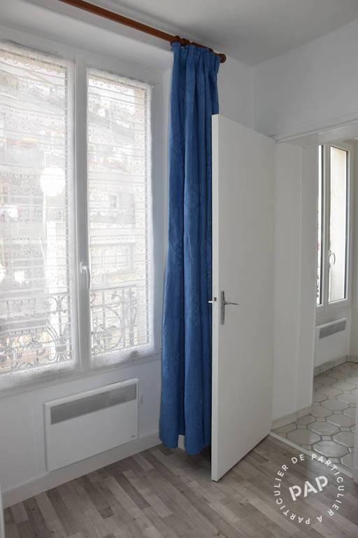 location chambre 24 m paris 10e 24 m 730 e de. Black Bedroom Furniture Sets. Home Design Ideas
