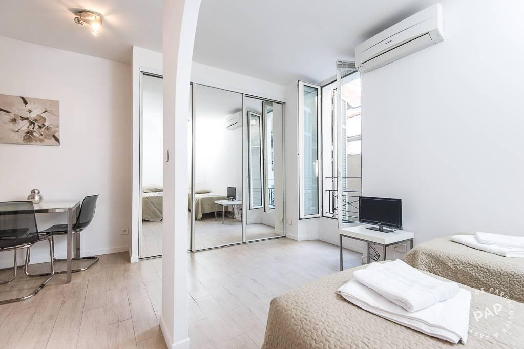 location meubl e studio 25 m cannes 06 25 m 590 e de particulier particulier pap. Black Bedroom Furniture Sets. Home Design Ideas
