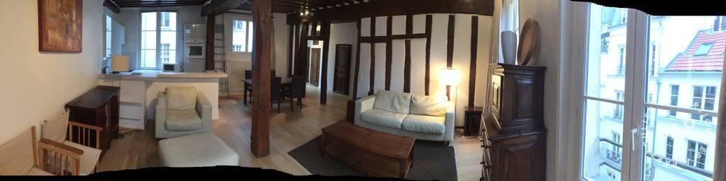 Location Appartement Paris 2E 65m² 2.300€