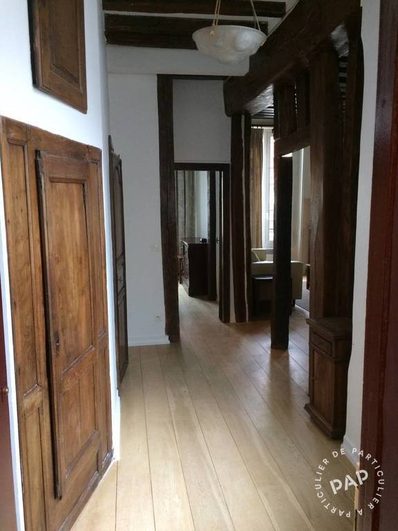 Location immobilier 2.300€ Paris 2E