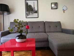 Location meublée appartement 2pièces 45m² Paris 15E - 1.600€