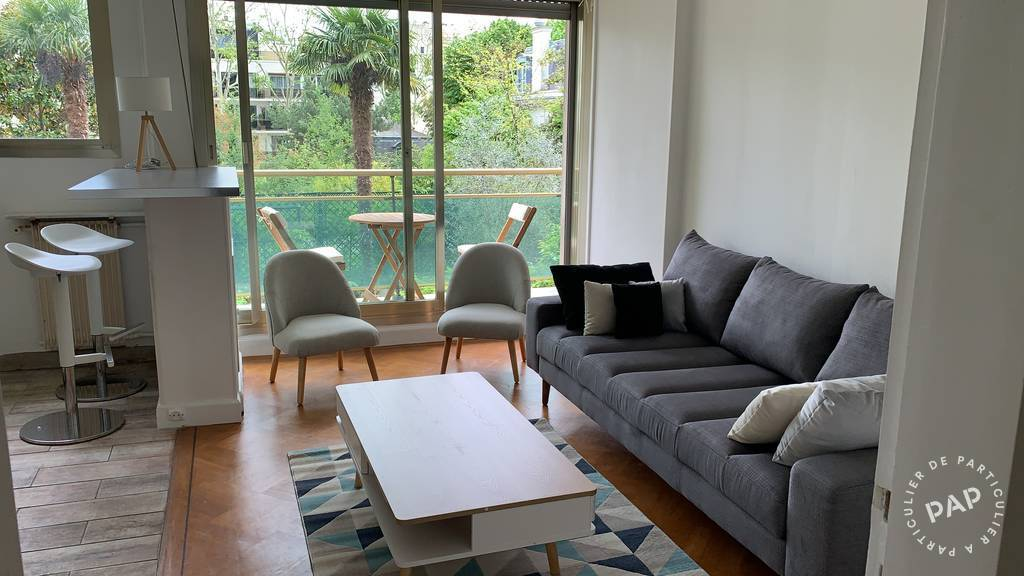 location appartement 2 pi ces 47 m neuilly sur seine. Black Bedroom Furniture Sets. Home Design Ideas