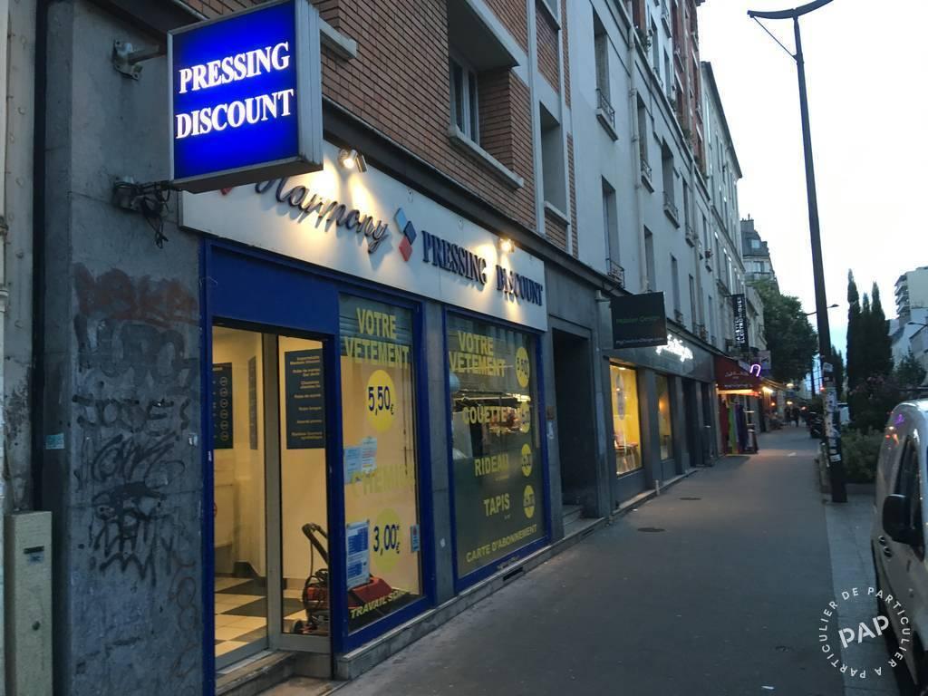 Vente Local commercial Paris 20E 137m² 100.000€