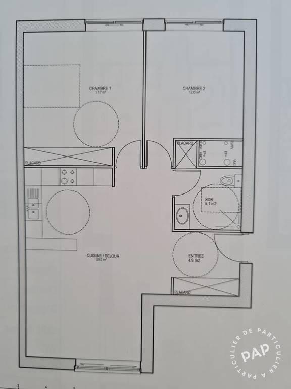 Vente Appartement Sainte Genevieve Des Bois