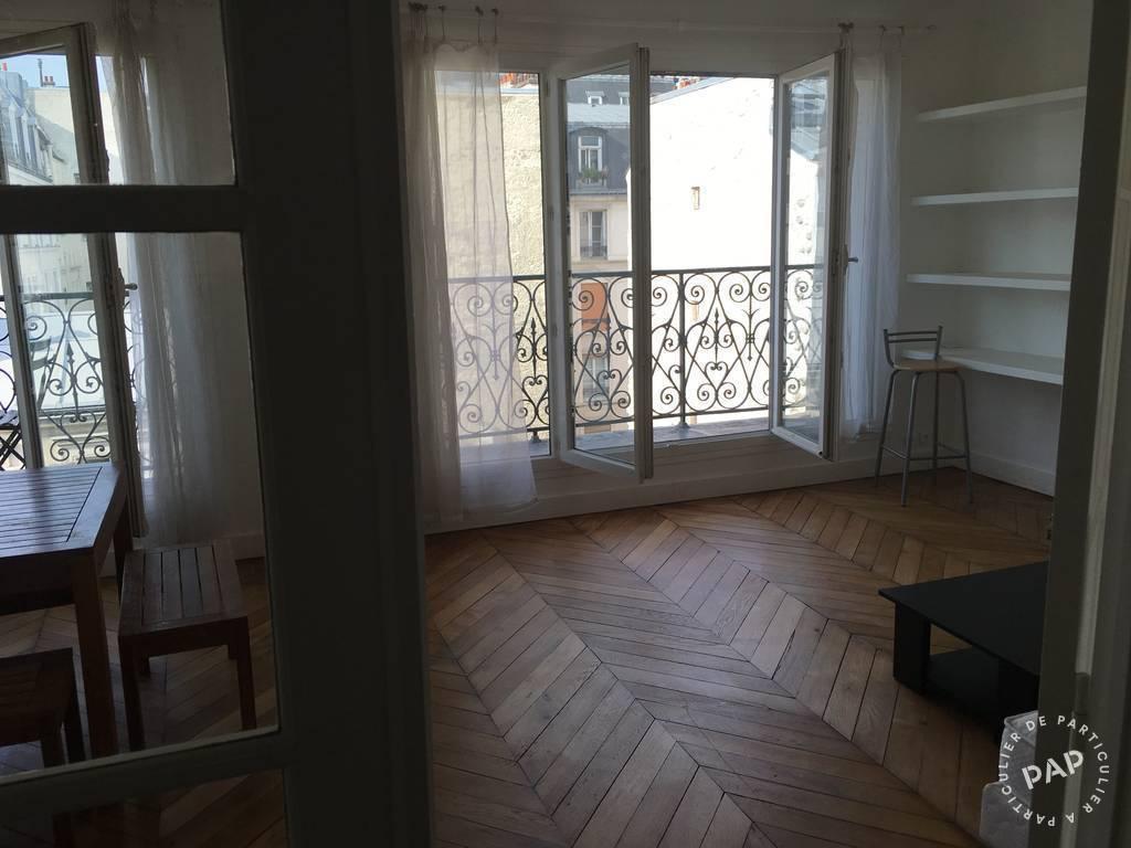Location meubl e appartement 3 pi ces 65 m paris 17e 65 - Location appartement meuble paris entre particulier ...