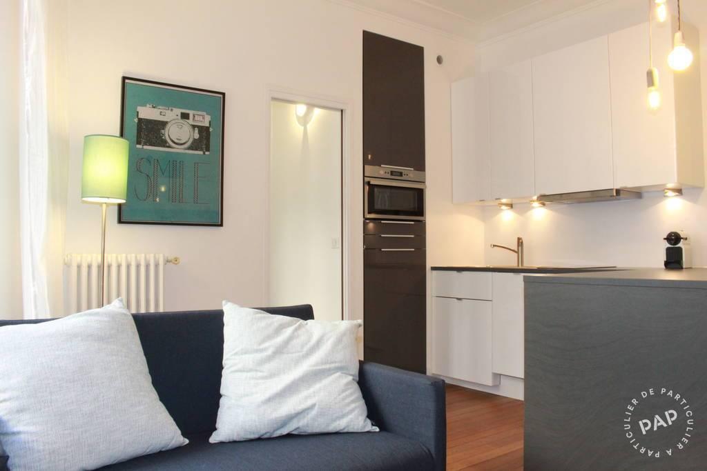 location meubl e appartement 3 pi ces 41 m paris 16e 41 m e de particulier. Black Bedroom Furniture Sets. Home Design Ideas