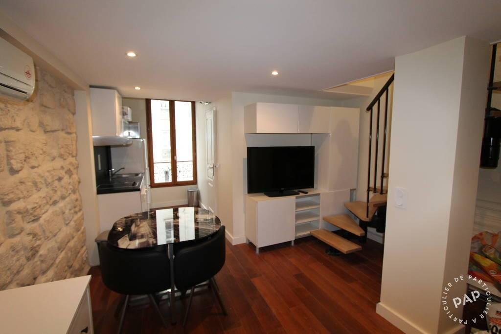 Location appartement 5 pièces Paris 17e