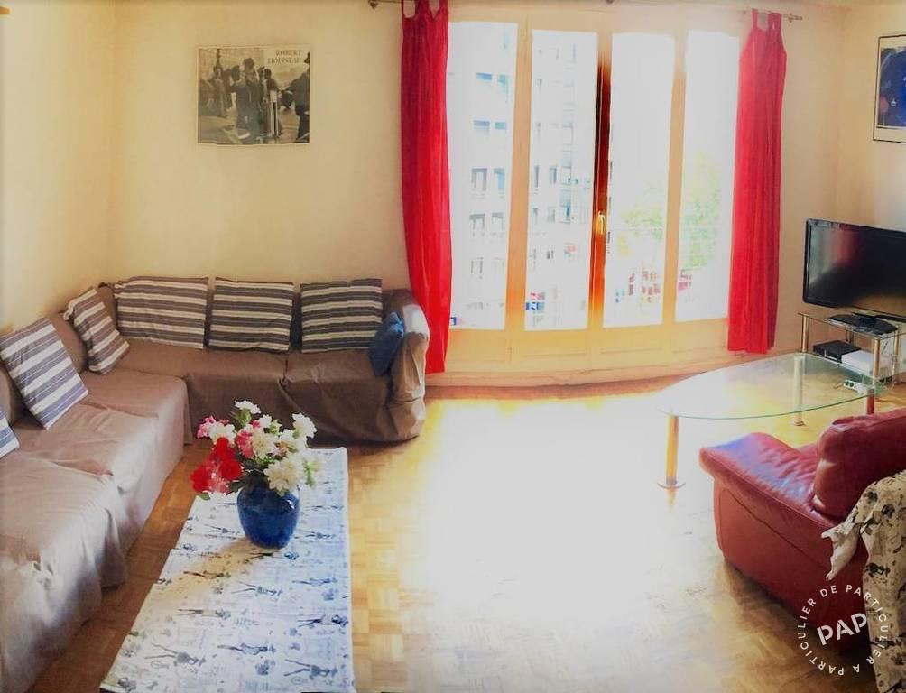 Location meublée appartement 4 pièces 95 m² Boulogne-Billancourt ...