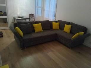 Location meublée appartement 2pièces 40m² Paris 9E - 1.842€